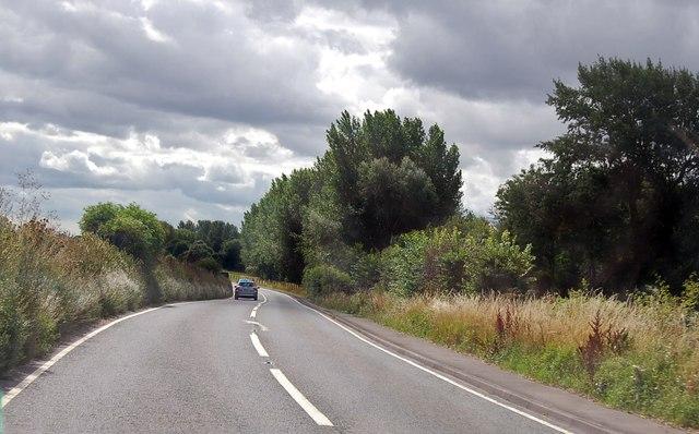 A36 near the River Wylye