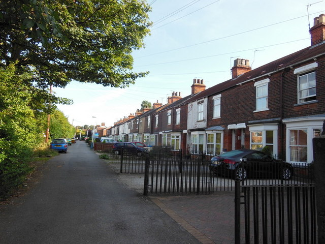 Limetree Villas, Sutton on Hull