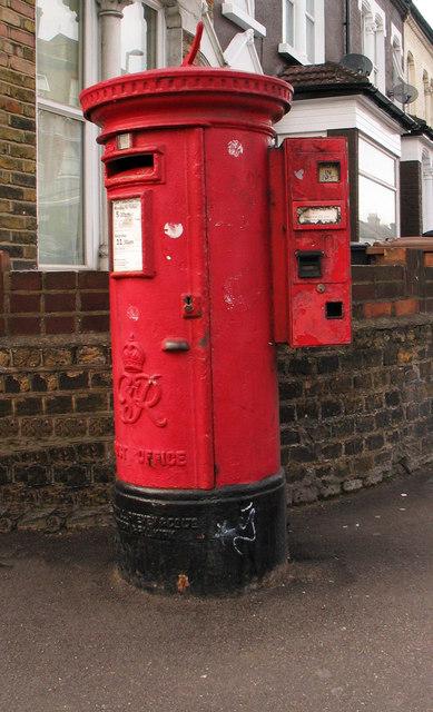 Pillar box, Leyton