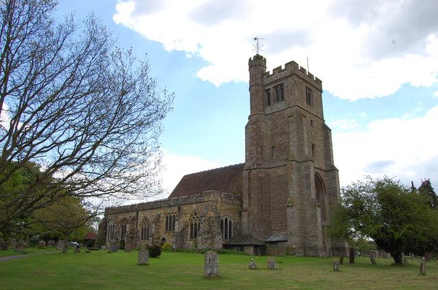 All Saints' church, Biddenden