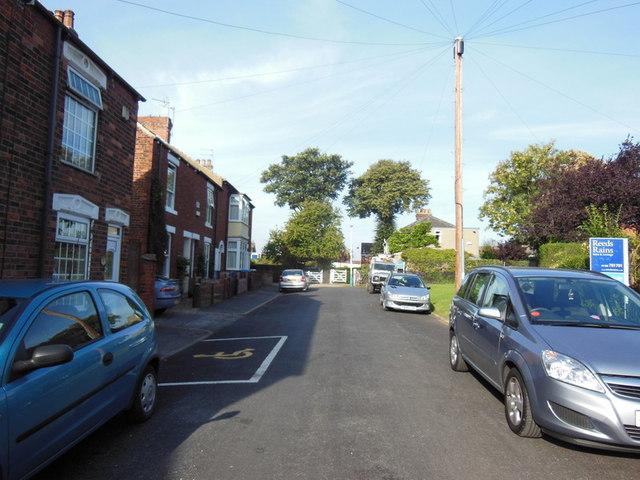 Watson Street, Sutton on Hull