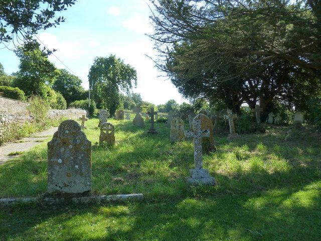 St Mary, Powerstock: churchyard (iv)
