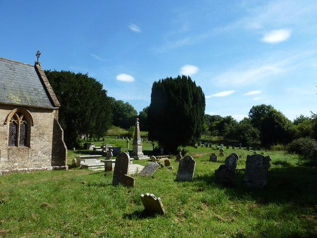 St Mary, Powerstock: churchyard (vi)
