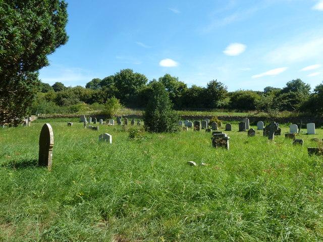 St Mary, Powerstock: churchyard (vii)