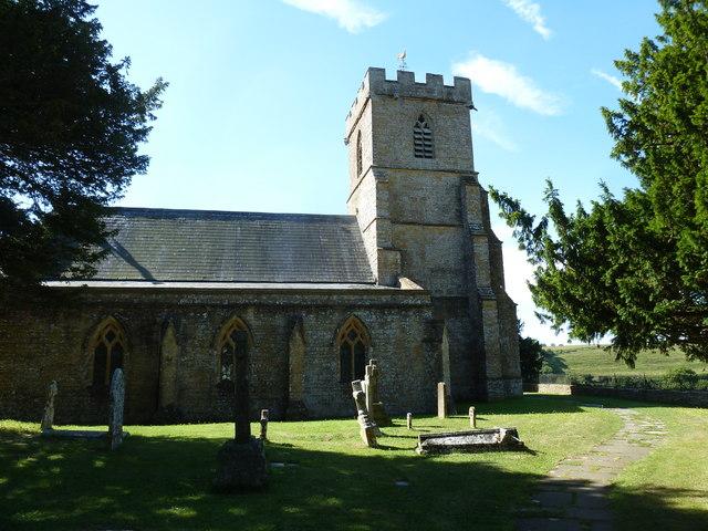 St Mary, Powerstock: churchyard (viii)