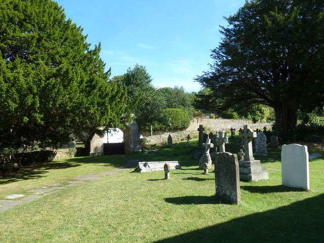 St Mary, Powerstock: churchyard (ix)