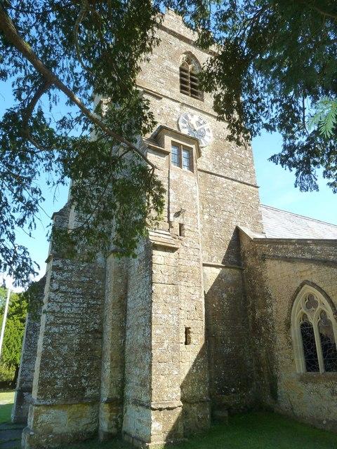 St Mary, Powerstock: churchyard (x)