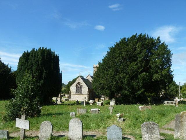 St Mary, Powerstock: churchyard (xi)