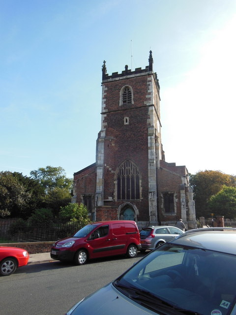 St James Church, Sutton on Hull