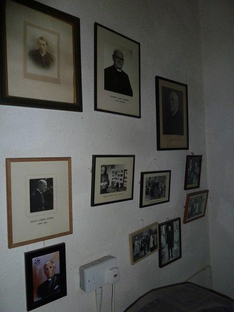 Inside St Mary, Powerstock (5)