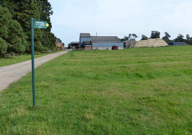 Great Peatling Lodge Farm