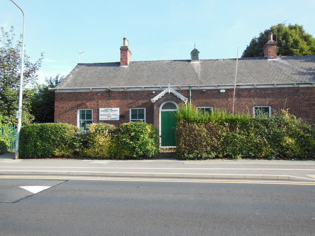 Sutton Leisure & Sport Hall on Church Street