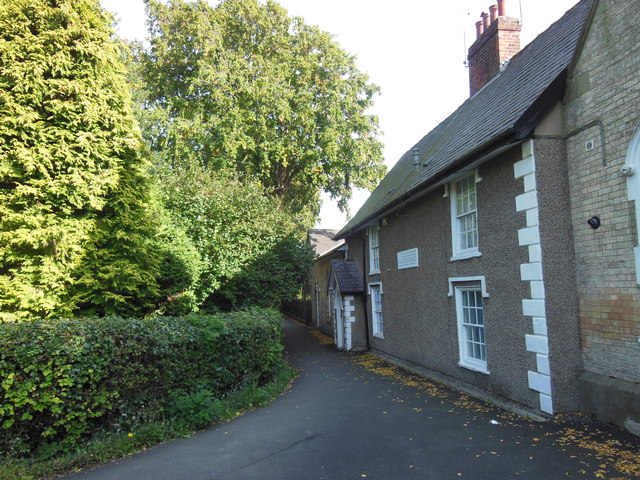 Church House and Mark Kirby's Free School, Cottingham