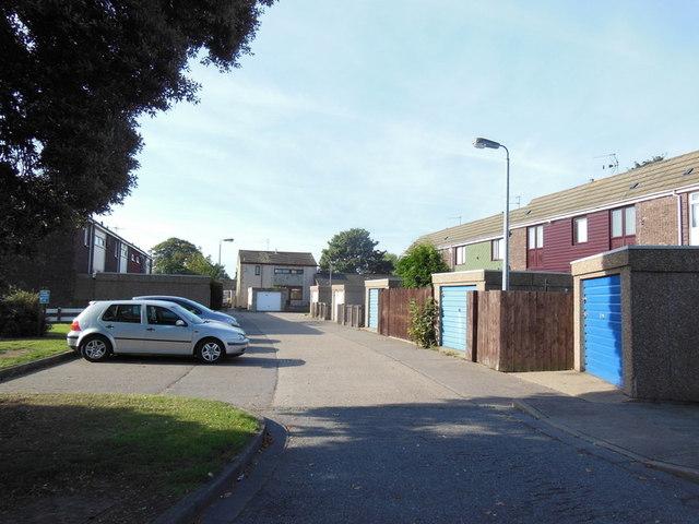 Lanyon Close off Wawne Road, Hull