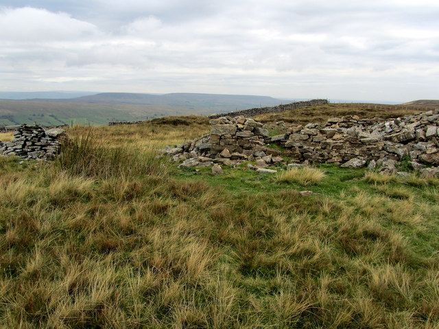 Ruin on Dead Man's Hill