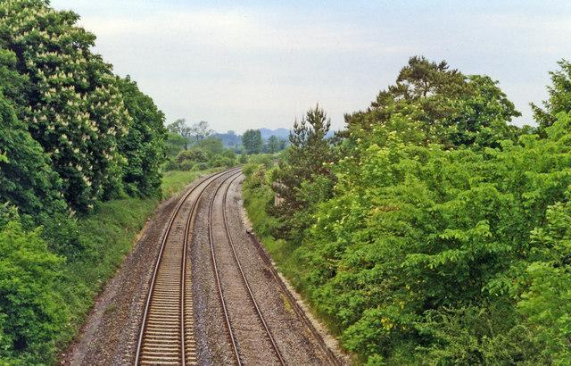 Site of former Heytesbury station