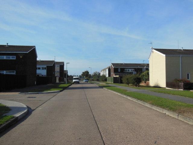 Newlyn Close, Bransholme, Hull