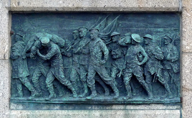 Newlyn War Memorial