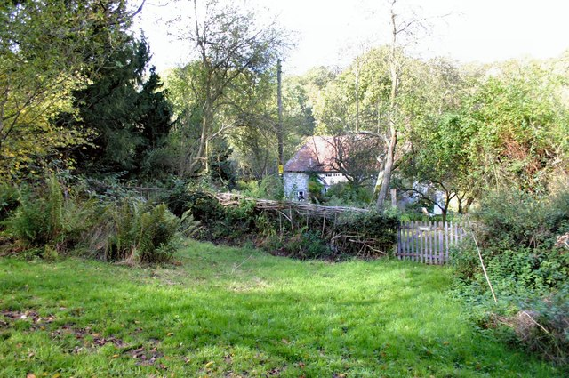 A cottage at Bedham