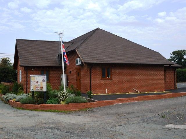 New Village Hall