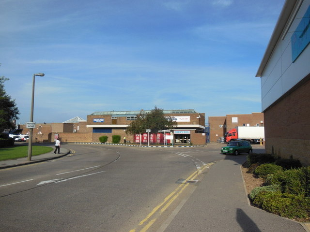 North Point Shopping Centre, Bransholme, Hull