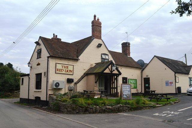 The Red Lion PH