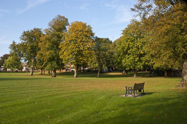 McGoldrick Park, Huyton