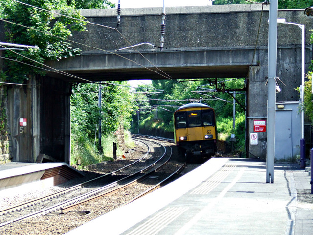 Cambuslang railway station