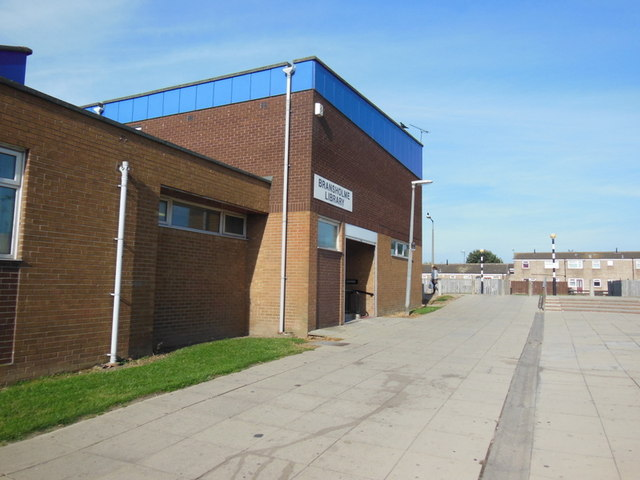Bransholme Library at North Point Shopping Centre