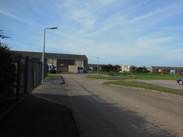 Stroud Crescent East, Bransholme, Hull