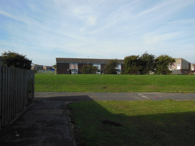 Houses on Stroud Crescent West, Bransholme
