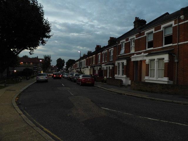 Devonshire Road, Chiswick