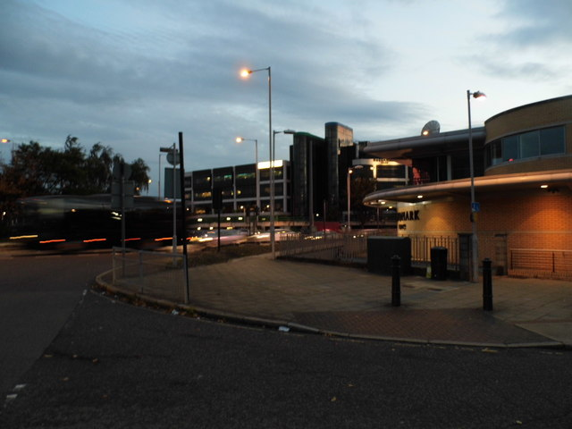 Offices on Hogarth Roundabout, Chiswick