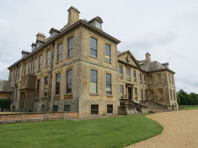 Belton  House  from  the  southwest
