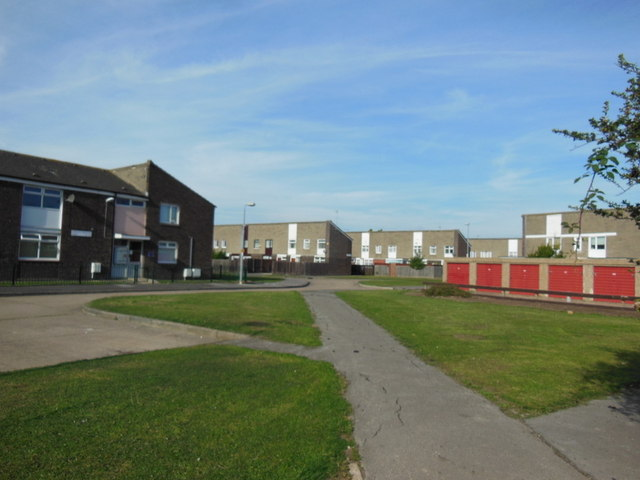 Stroud Crescent West, Bransholme, Hull