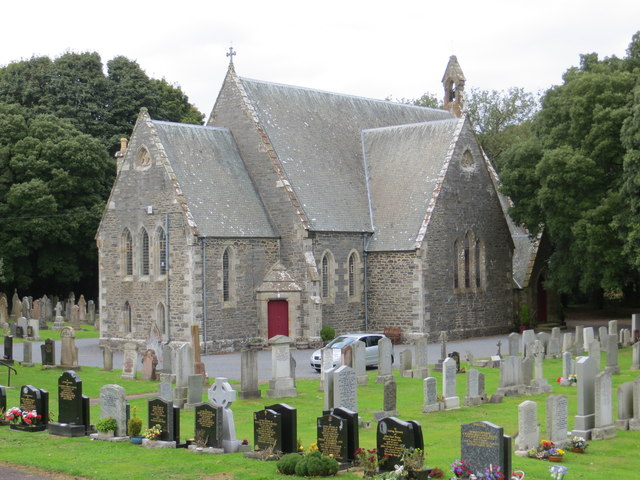 Inch Parish Church