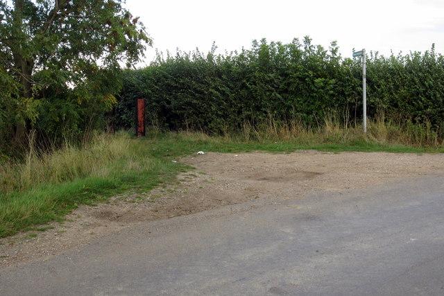Bridleway to Stagsden