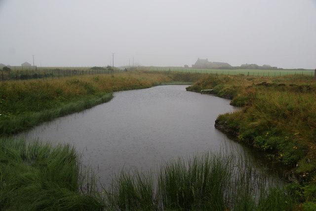 Reservoir near Tradespark