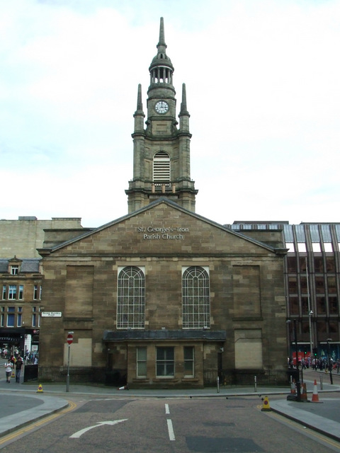 St George's Tron Church