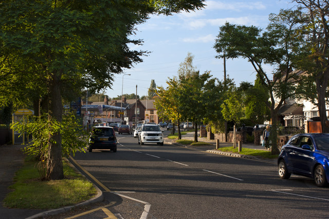 Tarbock Road