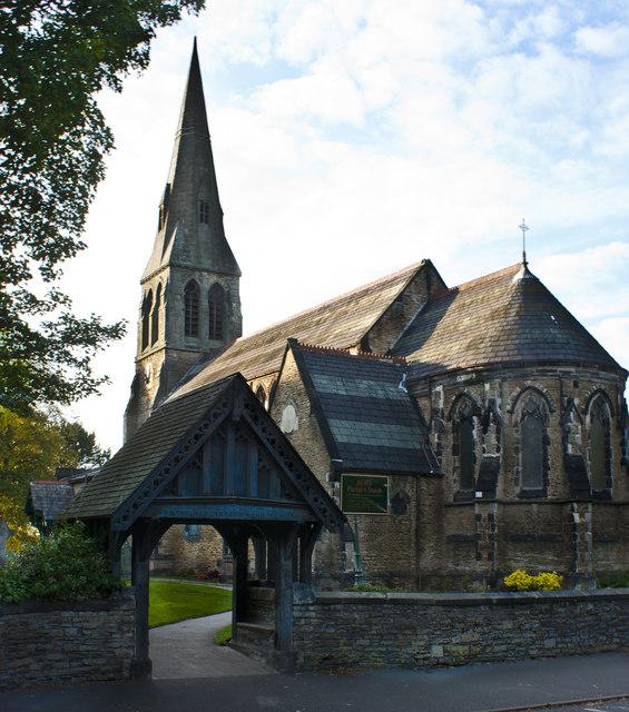 Roby Parish Church