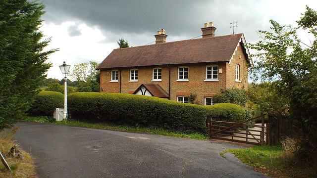 House at Betchworth Heath, Hertfordshire