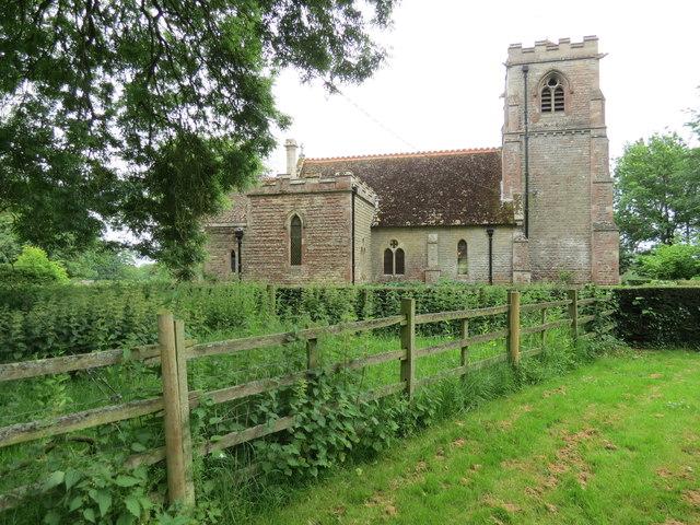 St  Peter's  Church  Gunby