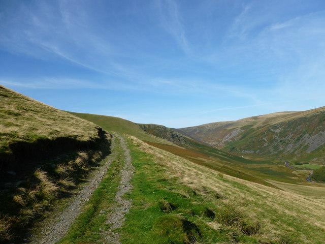 Bridleway to Bowscale Tarn