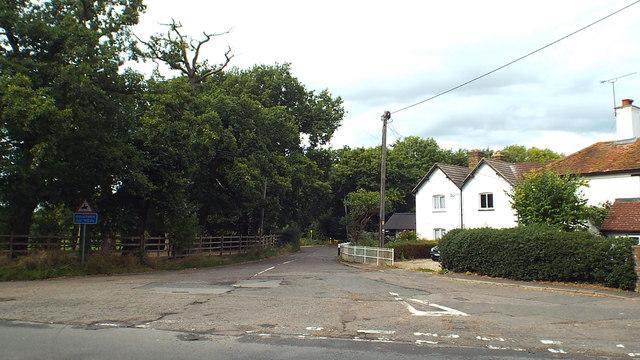 Shrubs Road, near Harefield