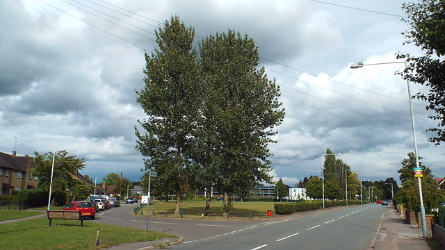 Northwood Road and Northwood Way, Harefield