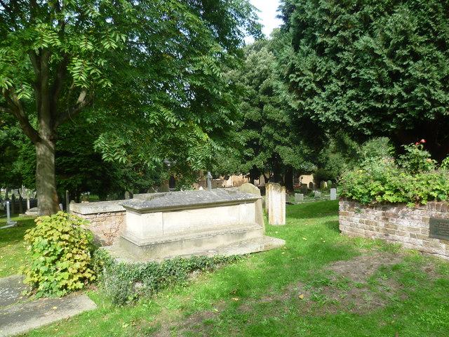 St Mary's Churchyard, Long Ditton