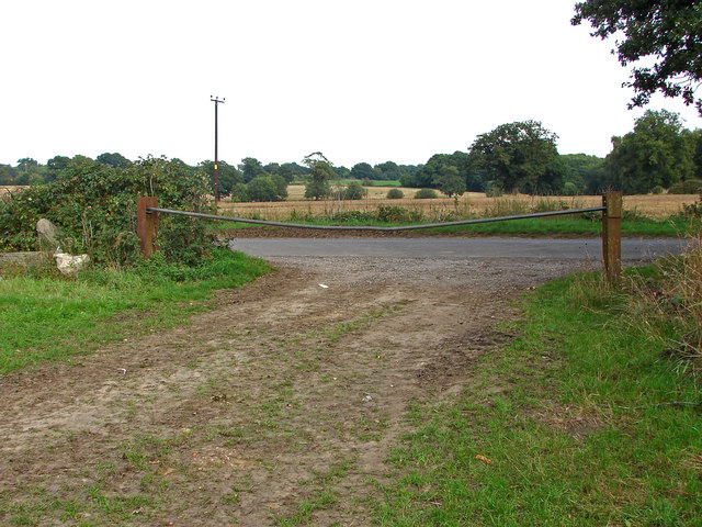 Field barrier