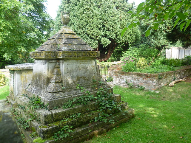 St Mary's Churchyard, Long Ditton and The Garden of Rest