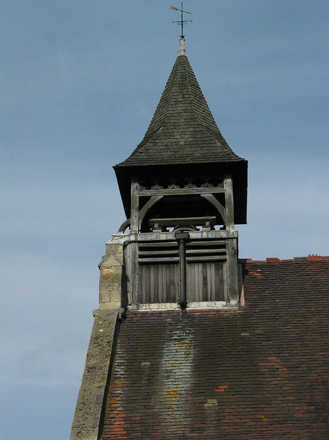 Bell tower, St Catherine's Church, Wickford